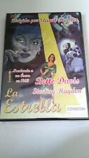 """DVD """"LA ESTRELLA"""" STURAT HEISLER BETTE DAVIS STERLING HAYDEN"""