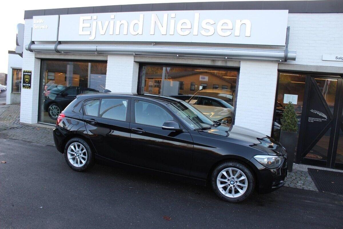 BMW 116d 2,0 aut. 5d - 199.900 kr.