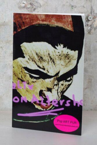 Motiv Kate Moss Abstrakt Game XXL 160x120 5 cm Leinwand//Loft//Fashion//Pop Art