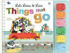Learn to Lace Things That Go by Top That! Publishing Ltd (Hardback, 2015)