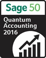 Sage 50 Quantum Accounting 2016 - 3 User - Not A Subscription