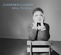 Carmen Lundy - Lundy, Carmen : Soul To Soul [new Cd] on Sale