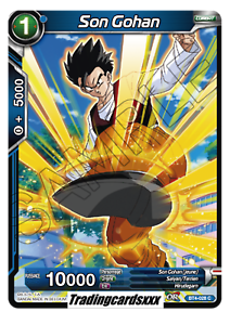 BT4-028 C ♦Dragon Ball Super♦ Son Gohan VF
