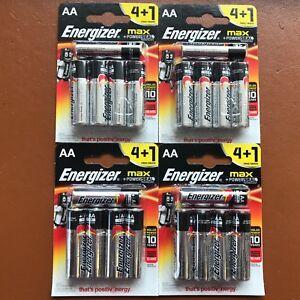 20-X-nuevo-Energizer-AA-Pilas-Alcalinas-PowerSeal-Max-LR6-MX1500-MN1500-Mignon