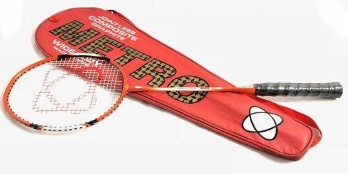 Light Racquet Cary Case Club School Red Metro Badminton Racket