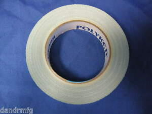 NEW-POLYKEN-105C-1-034-x-36yd-MULTI-PURPOSE-DOUBLE-SIDED-CARPET-TAPE-MADE-IN-USA