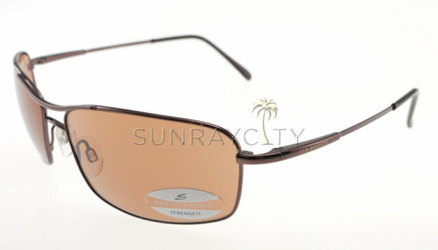 05c23e7ab2 Serengeti Firenze Espresso Drivers Sunglasses 7108 for sale online ...