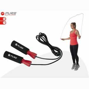 Pure2Improve-Jumping-Rope-with-Bearings-2-5m-Speed-Exercise-Fitness-Workout