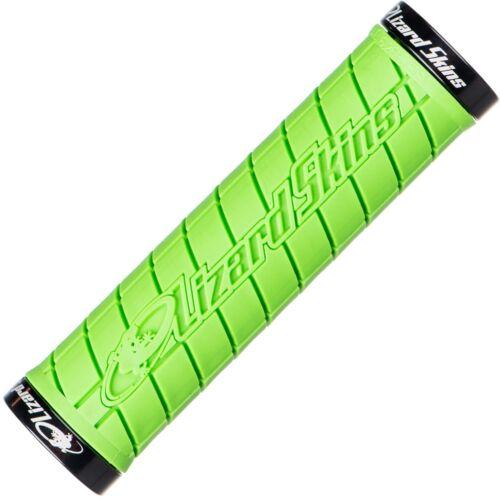 BMX Lizard Skins MTB Lock-On Logo Grip 130MM Mountain Bike Grip Cycling Grip