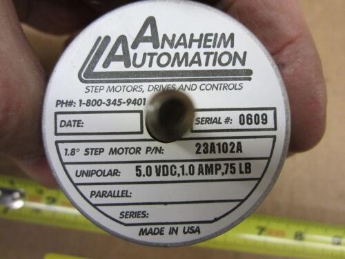 ANAHEIM AUTOMATION 23A102A AR ACTUATOR MOTOR