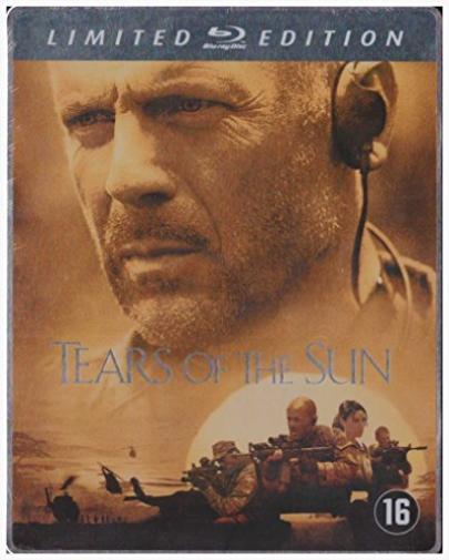Tears Of The Sun [ Steelbook ] [Region 2] - Dutch Import (US IMPORT) Blu-Ray NEW