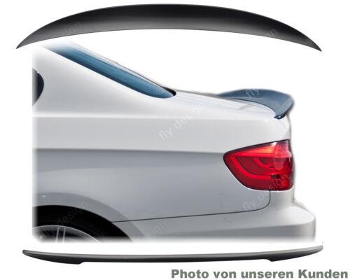 für BMW E92 Performance Coupe Spoiler Abrisskante Becquet Heck Lippe Flap felgen