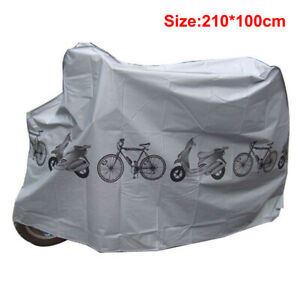 Fahrrad Abdeckung Fahrradgarage Schutzhülle Schutzhaube Abdeckplane