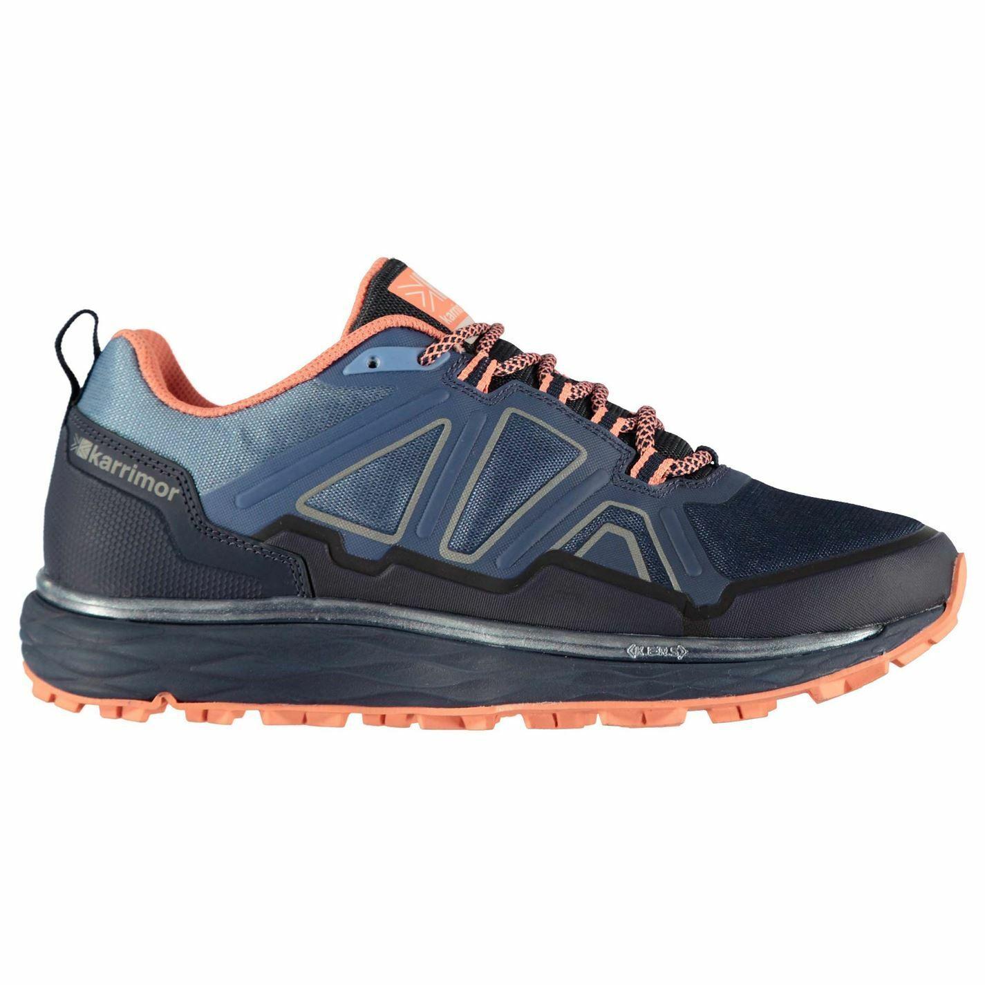 Karrimor Rapid 2 Trail Corriendo Zapatos Damas  Cordones atados repelente al agua  ventas de salida