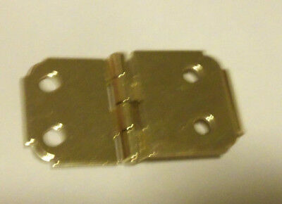 USA MADE GuitarTechs Ultra-Smooth BRASS SADDLE for Acoustic Guitar