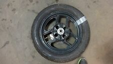 1986 Kawasaki ZX600 Ninja ZX 600 K438. rear wheel rim 16in #1