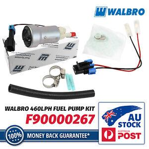 Genuine Walbro 450lph High Performance Fuel Pump Install Kit F90000267 E85