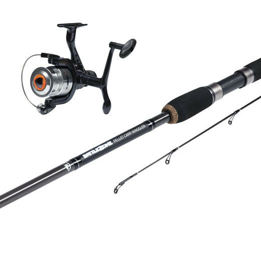 Middy Battlezone 10'6  Waggler Rod 2pc + Reel Combo Fishing RRP