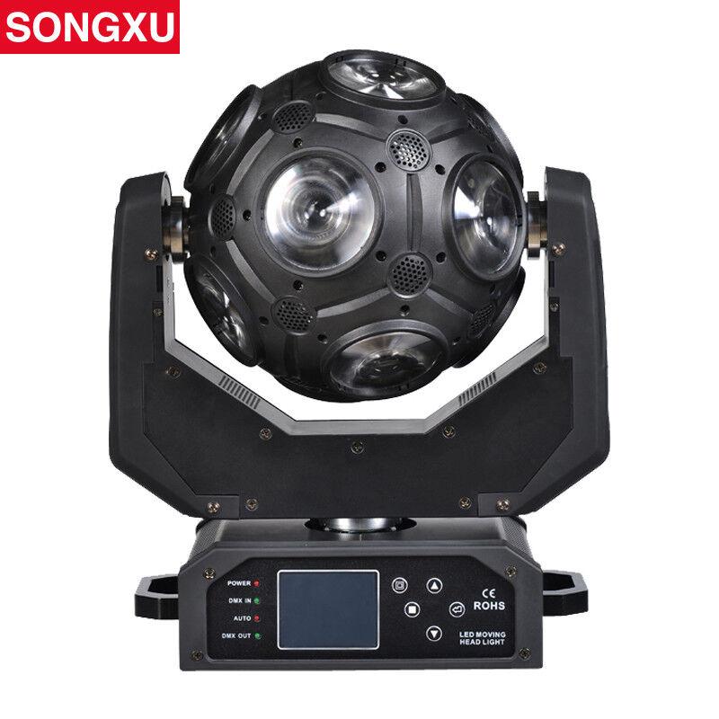 SONGXU 12x20w RGBW 4in1 LED Beam Light DMX512 Football Moving Head Light