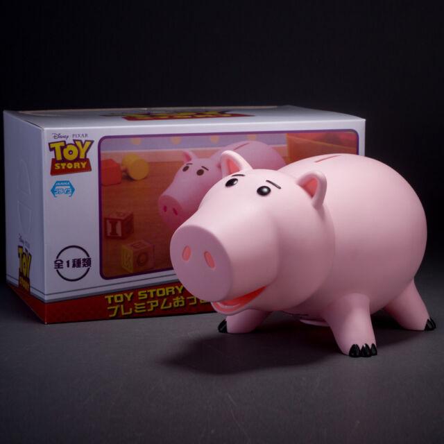 1x Toy Story Hamm 12 cm Figure Coin Bank Money Box Piggy Bank Toy Birthday Gift