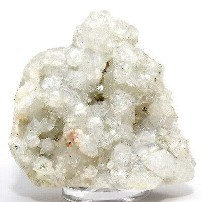 Apophyllite Druzy  Natural Mineral Apophyllite Druzy Cluster  Rare Apophyllite Mineral  Huge Stibilite Apophyllite Druzy  28.60 Gm  Z-5