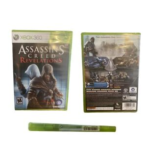 Assassin's Creed Revelations (Microsoft Xbox 360, 2011) New Sealed