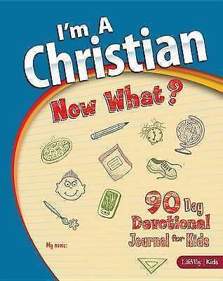 I'm a Christian, Now What?, Vol 1 (Devotional) by LifeWay Kids