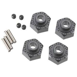 Axial-Racing-AX30429-Aluminum-Hex-Hub-12mm-Black-4