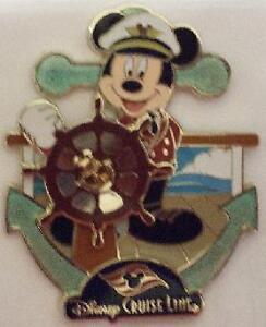 Disney DCL 2010 Jumbo Anchor Stitch Series Pin