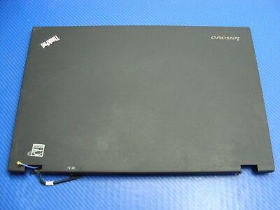 reputable site 05a21 4bddf Lenovo T420s Genuine Laptop Back Cover W Hinges Bezel Video Cable  60.4kf11.002
