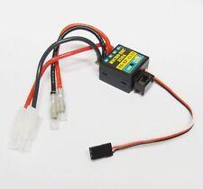 Regolatore 320A Micro ESC Brushed da 7,2v/8,4v con Freno e Retromarcia per 1/10