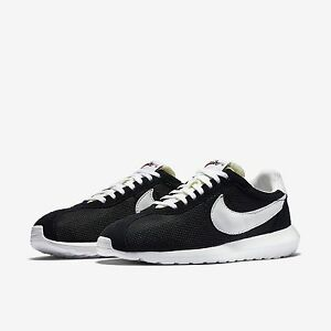 Details about NIKE ROSHE LD 1000 QS MEN'S SHOES SNEAKERS BLACKWHITE SIZE 11.5 802022 001