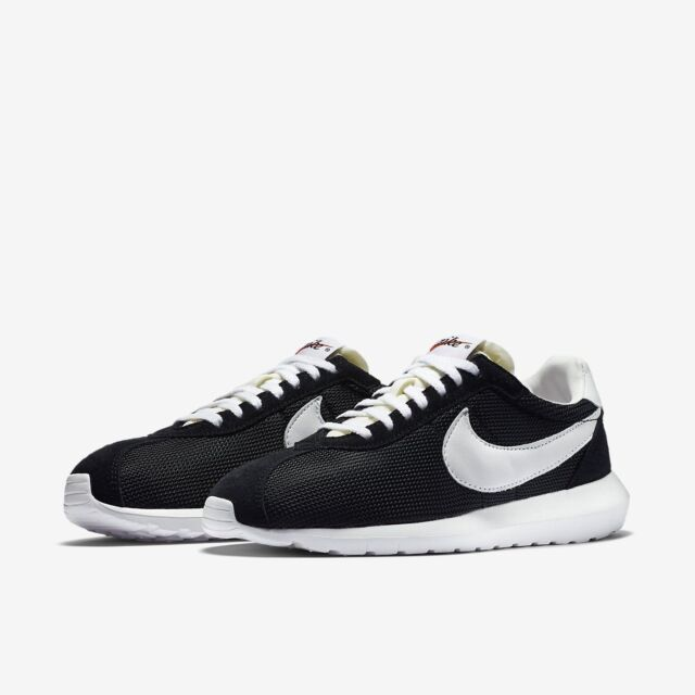 the best wholesale shoes for cheap Nike Roshe Ld-1000 QS Cortez Black Red Mens Running Shoes SNEAKERS ...