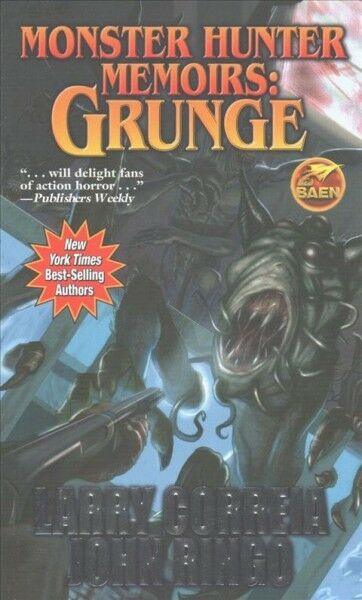 Grunge, Paperback by Correia, Larry; Ringo, John, Brand New, Free shipping in...