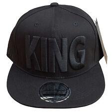 9f7bc14348f item 4 NEW KING SNAPBACK CAP BLACK BASEBALL HIP HOP MONEY ERA FITTED FLAT  PEAK HAT -NEW KING SNAPBACK CAP BLACK BASEBALL HIP HOP MONEY ERA FITTED  FLAT PEAK ...