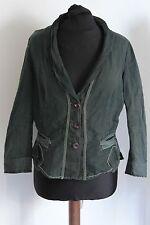 MARITHE FRANCOIS GIRBAUD 46 giacca jacket donna woman D1128