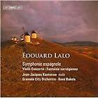 Edouard Lalo - Édouard Lalo: Symphonie espagnole; Violin Concerto; Fantaisie norvégienne (2009)