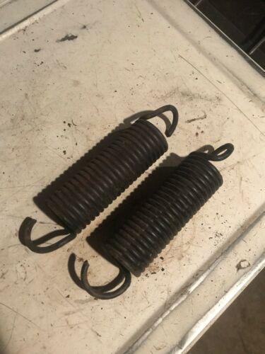 1979 Ford F100 Hood Hinge Springs 73-79 F150 Xlt F250 Lariat 76 4wd 2wd