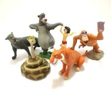 Japan Disney TOMY Choco Party The Jungle Book Cute Mowgli Boy Mini Figure Toy