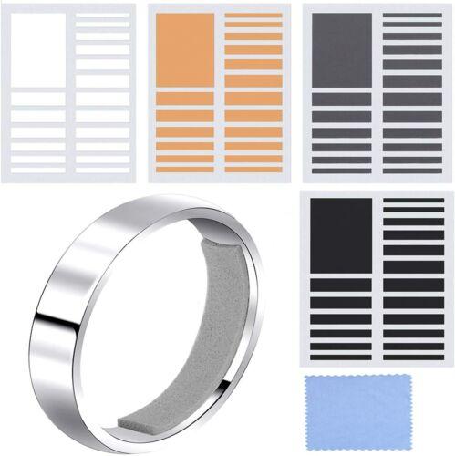 8 Blätter Unsichtbarer Ring Loser Ringgrößenversteller zum 152 Stück Isgesamt