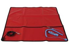 """Field Anti-Static Mat with Ground Cord - 24"""" X 24"""" ( AS9 )"""