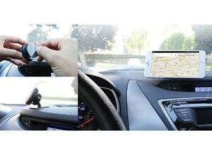 #1 SMART & EASY Car Dash Magnetic Cell Phone Holder for Samsung Galaxy S8 / S8+