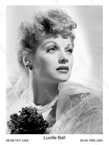Lucille Ball David McCallum Jack Webb Melville Cooper Roy Bancroft Foto Photo