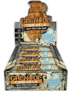 Grenade-Carb-Killa-White-Choc-Cookie-Box-Of-12