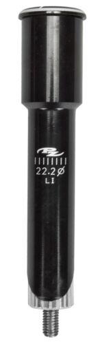 Origin 8 Tige Mountain Bike Quill Adaptateur 22.2//28.6 Noir