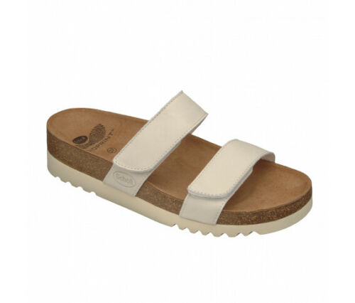 Dr Lusaka scholl Donna Colore Ciabatta Bianco dU7wAd