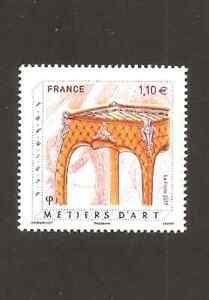FRANCE-2017-N-5197-METIERS-D-039-ART-EBENISTE-LUXE-MNH