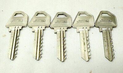 NEW Qty 1 Corbin Russwin High Security EMHART 70-6Pin-90 blank keys