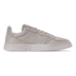 men's adidas originals supercourt casual shoes raw white