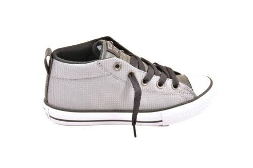 Baskets Converse £ 660041 Taille Bcf87 Uk Gris Ctas Junior 1 Street 62 Rrp Mid RTSXq